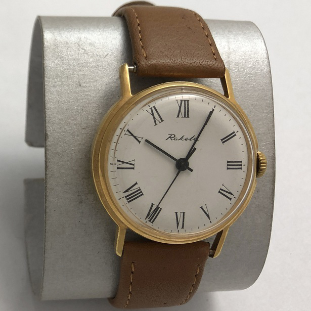 Достойные мужские наручные часы Луч СССР