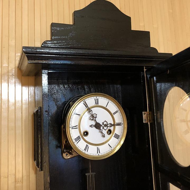 Старинные настенные часы FMS начала 20 века отличные