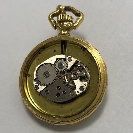 Карманные часы Молния Discovery Day Колумб