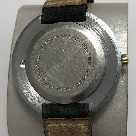 Мужские наручные часы Штурманские СССР позолоченные