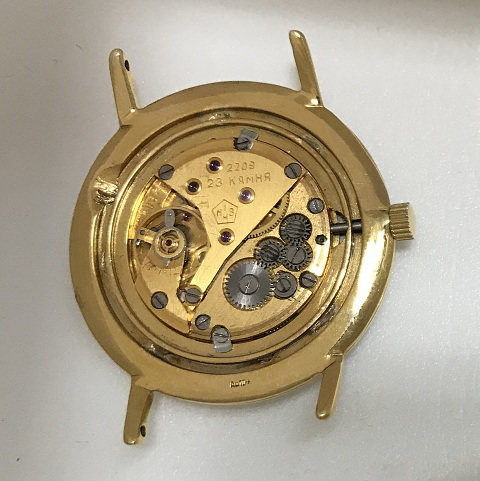 Мужские наручные часы Полет СССР Байкал