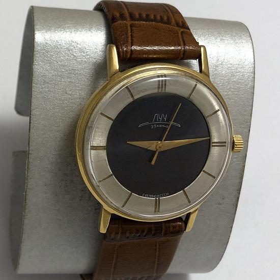 Мужские часы Луч из СССР классика