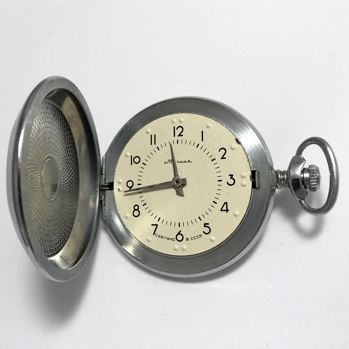 Мужские наручные часы Восток СССР тонкие экспортные