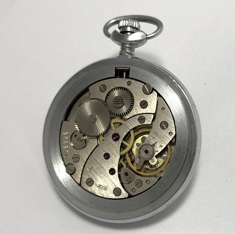 Наручные мужские часы Полет СССР позолоченные с будильником