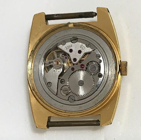 Мужские наручные часы Восток СССР 18 камней AU 10