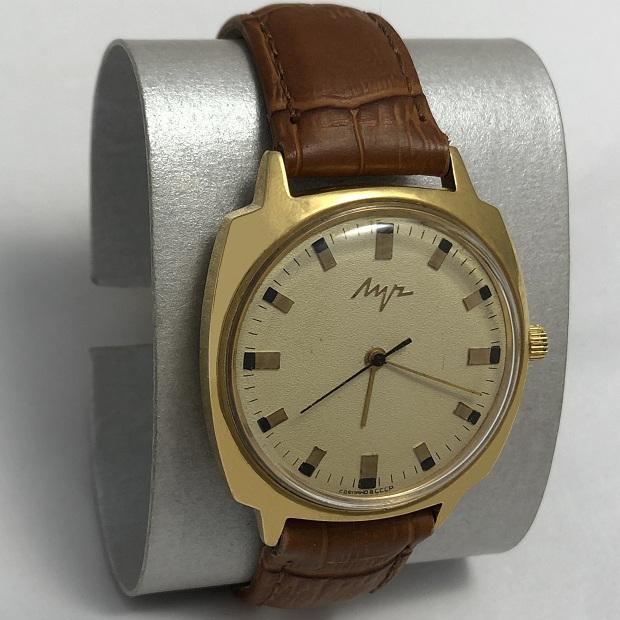 наручные часы Полет de luxe СССР 29 камней ранний