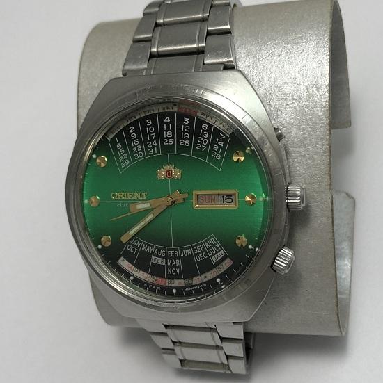 Мужские наручные Часы Orient Мультикалендарь