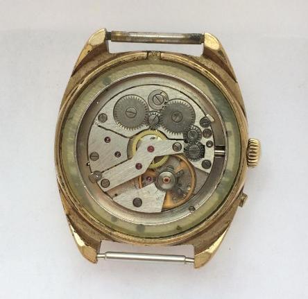 мужские часы Слава СССР AU 1