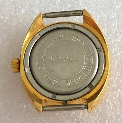 Женские наручные часы Заря СССР 22 камня олимпиада