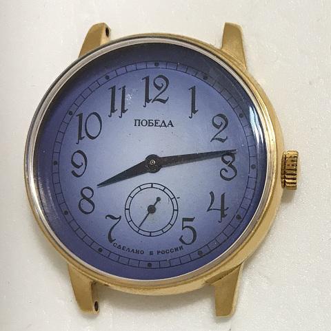 наручные часы Полет СССР 23 камня позолоченные ранние квадратные