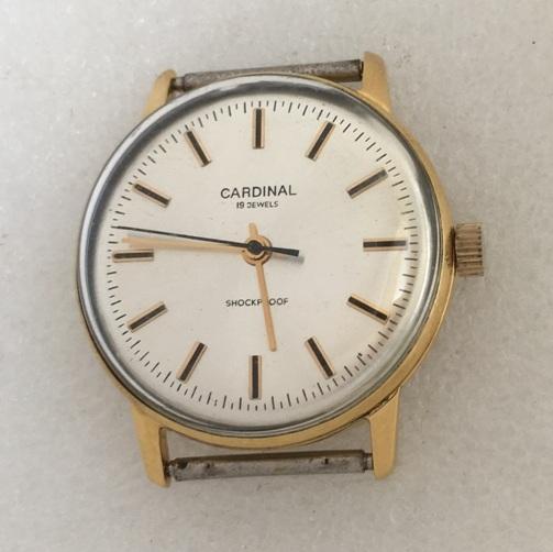 Мужские наручные часы cardinal