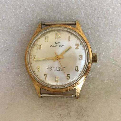 Мужские наручные часы waltham