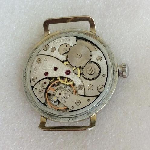 наручные часы Молния СССР марьяж красная звезда