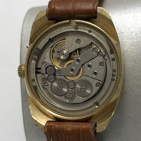Мужские наручные часы Слава механика редкие