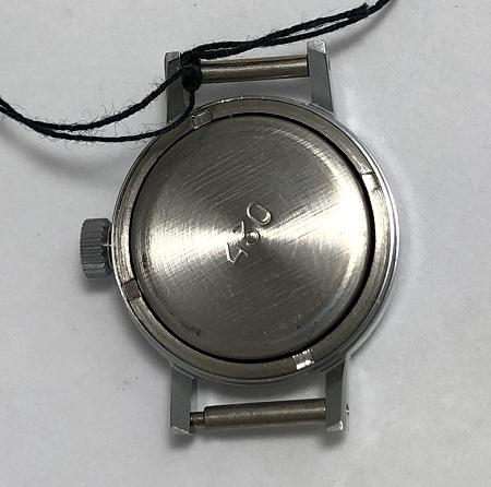 Командирские механические часы Восток на механике