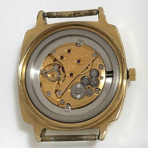 Мужские наручные часы Луч СССР интересные
