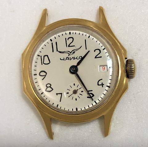 наручные часы Полет СССР редкие 17 камней бочка