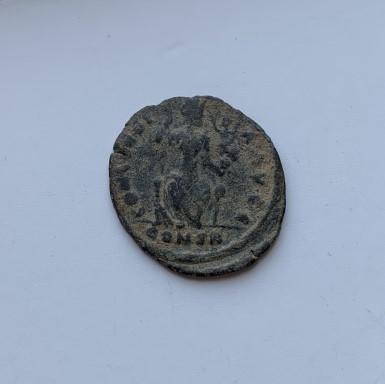 Монета древний Рим Галлиен