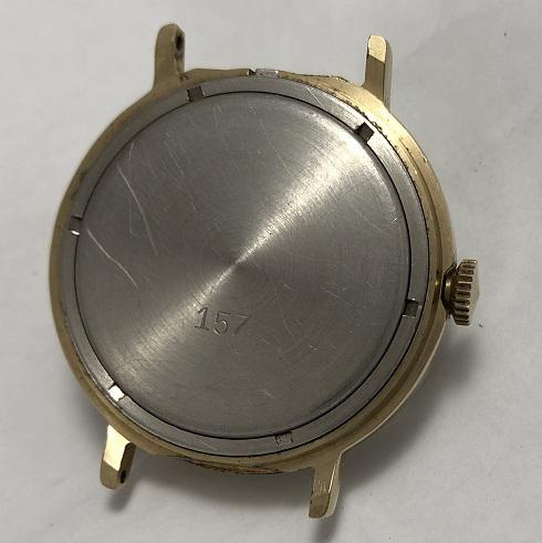 Мужские наручные часы Слава солидные