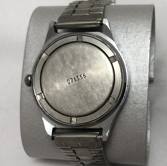 Мужские наручные часы Чайка Углич СССР 17 камней