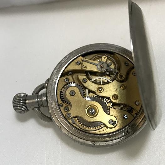 Мужские наручные часы Ракета СССР черно-синие в позолоте