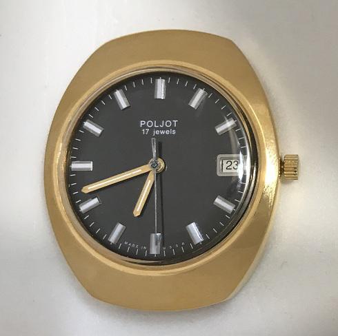 Командирские часы Восток СССР с якорем