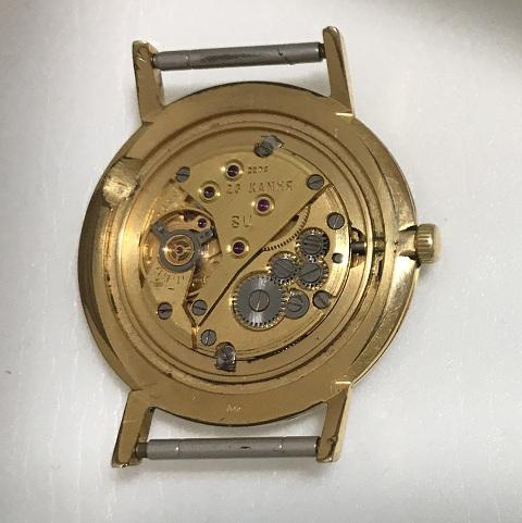 наручные часы Полет СССР 2614 2Н 17 камней позолоченные