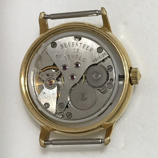 Мужские наручные часы позолоченные Від Київського міського голови
