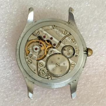 наручные часы Кама СССР белые