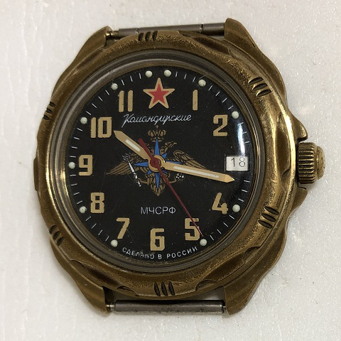 Командирские часы Восток МЧС