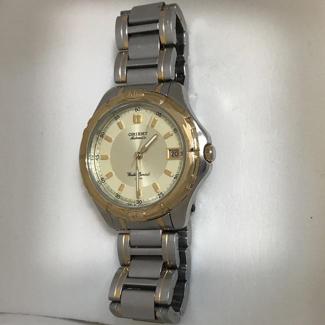 Мужские наручные Часы Orient Diver Water resistant 5 bar