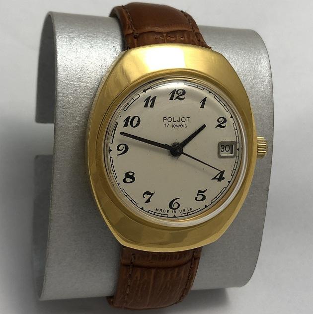 Мужские наручные часы Полет СССР бочка