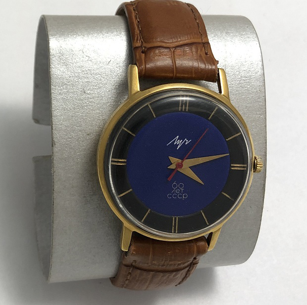 наручные часы Полет СССР с оригинальным браслетом