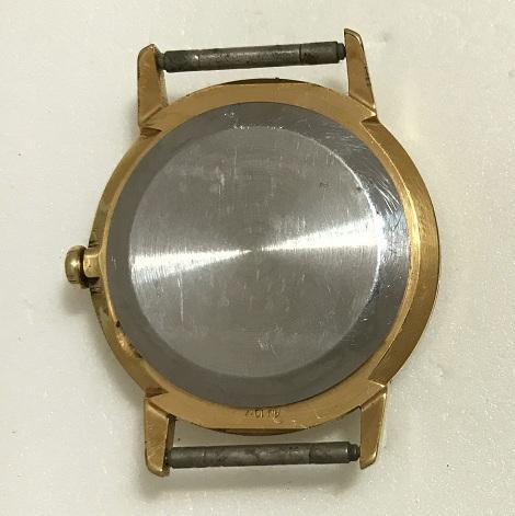 наручные часы Слава СССР механические 26 камней позолота