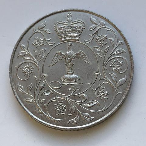 Редкая монета Великобритании