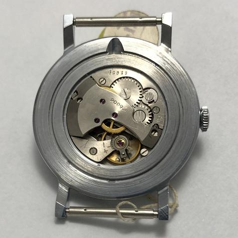 Наручные мужские часы Заря СССР позолоченные 17 камней