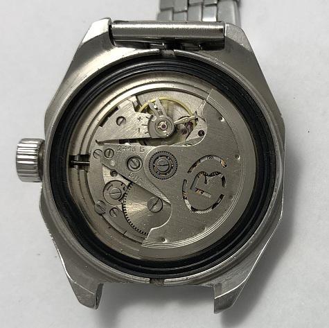 Карманные часы Молния СССР узоры