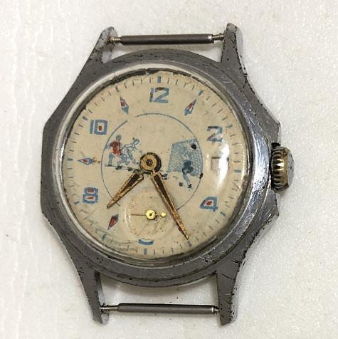 Мужские наручные часы ЧЧЗ Восток Футбол СССР