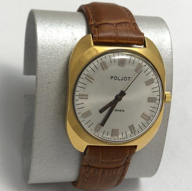 Мужские наручные советские часы Полет интересные