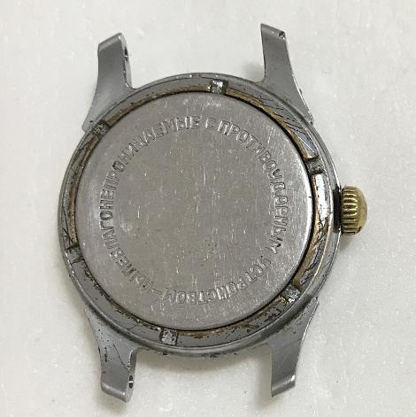 Мужские наручные часы Нева СССР черные