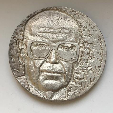 Монета Финляндии 10 марок серебро