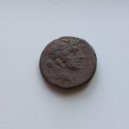 Комплект старых средневековых полтораков 9 шт комплект № 25