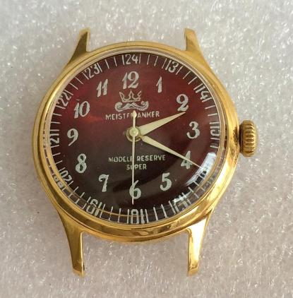 наручные часы СССР 1 МЧЗ Meister Anker