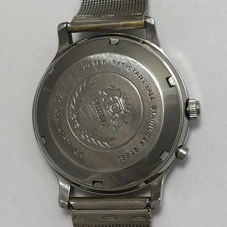 наручные часы Полет de luxe автомат СССР 29 камней черный циферблат