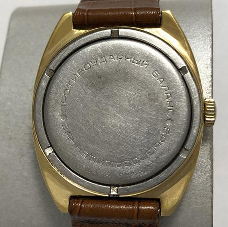 Мужские наручные советские часы cardinal