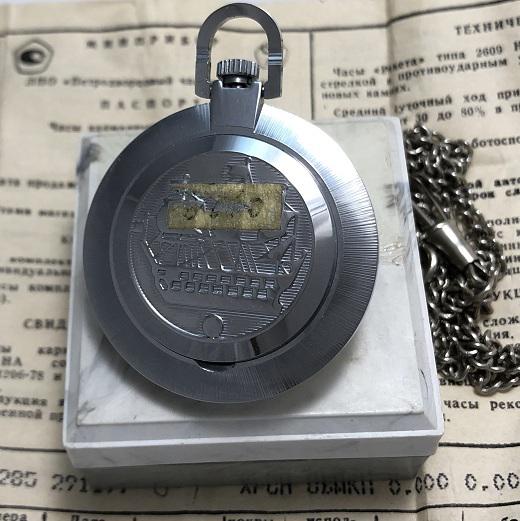 наручные часы Вымпел СССР черные в позолоте