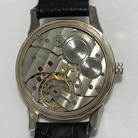 Мужские наручные часы Молния СССР 3601 женевская волна