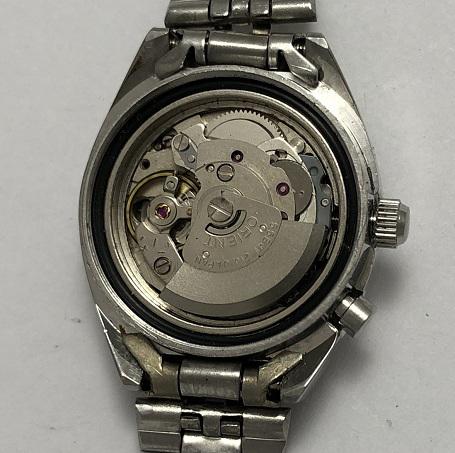 Мужские наручные Часы Orient AAA crystal 21 jewels черные