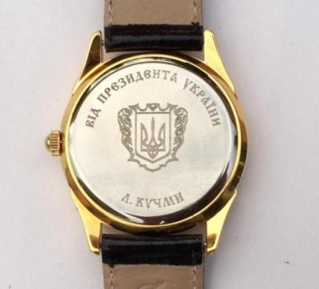 наручные часы Полёт Президентский новые