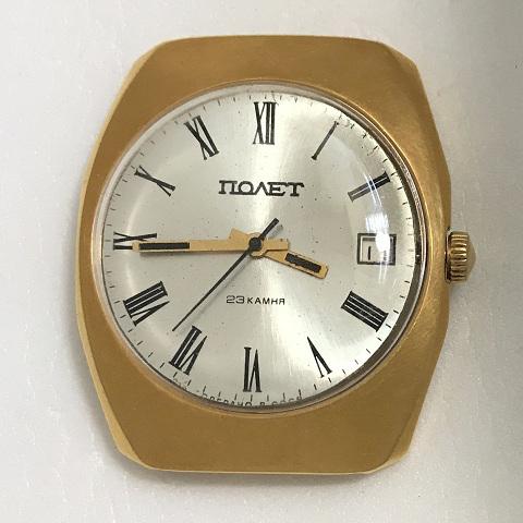 наручные часы Seconda СССР двухцветные